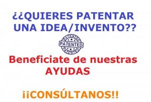 Cartel para Patentar